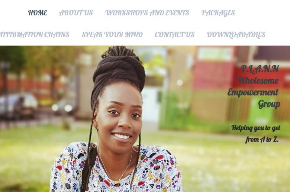 P.L.A.N.N  Wholesome  Empowerment  Group
