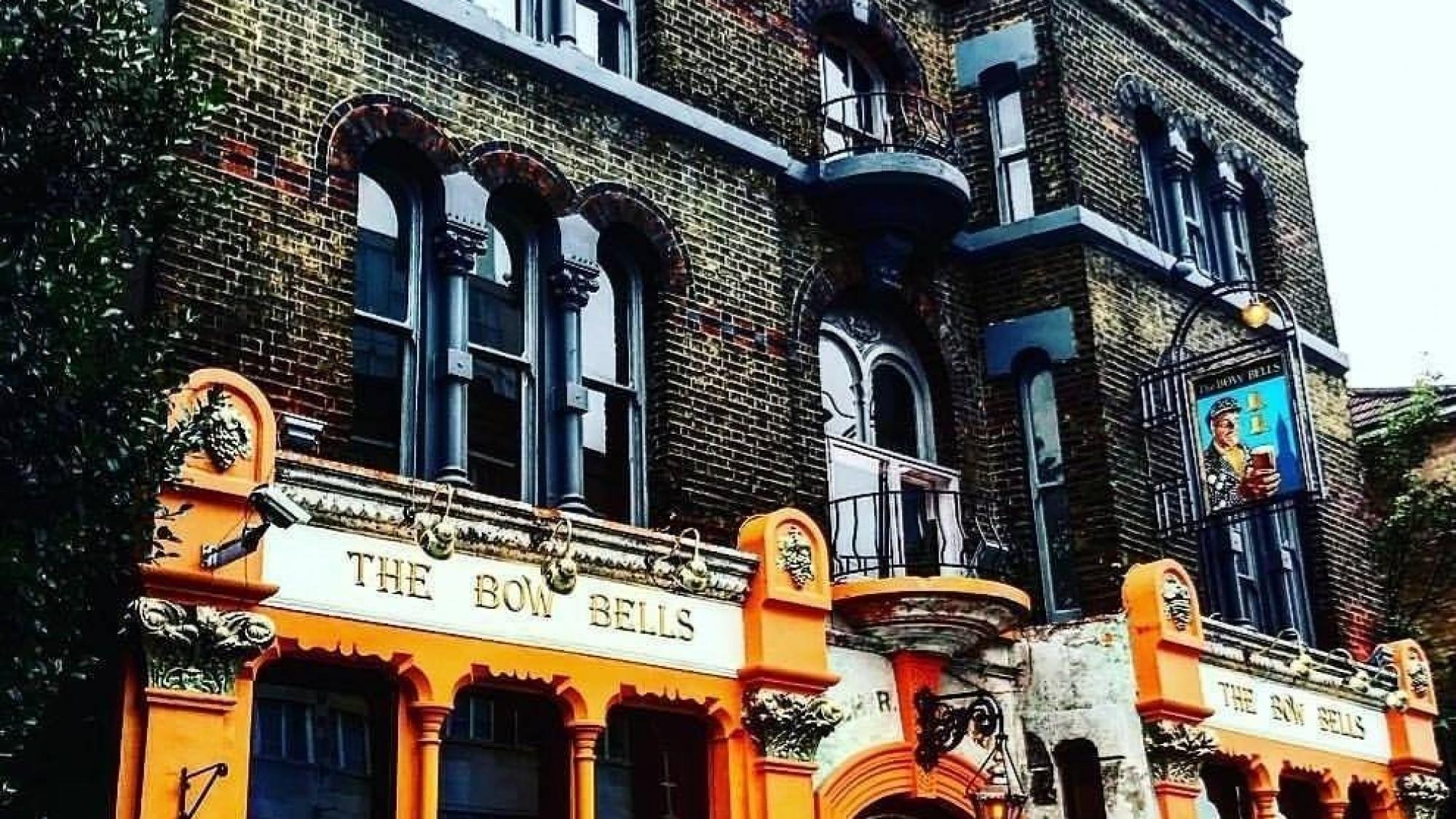 bow bells pub