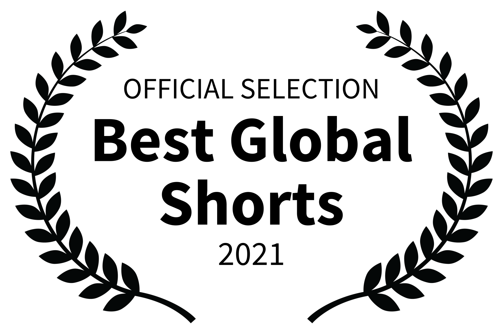 OFFICIAL SELECTION - Best Global Shorts - 2021 (1)
