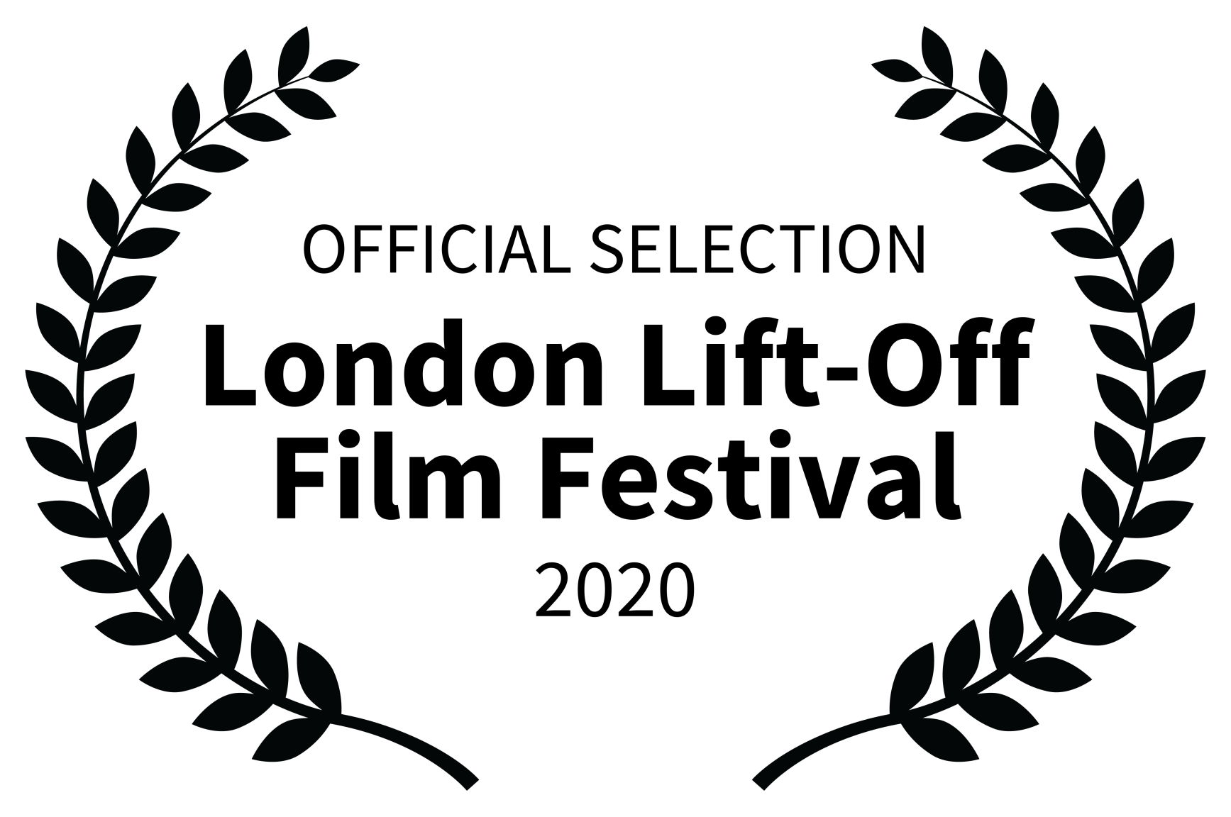 OFFICIAL SELECTION - London Lift-Off Film Festival - 2020 (1)